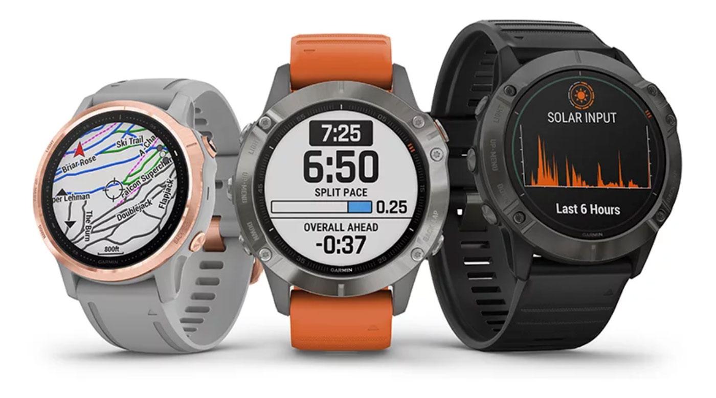 Garmin Fenix Smartwatches
