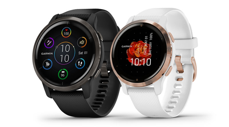 Garmin Venu 2 Smartwatches