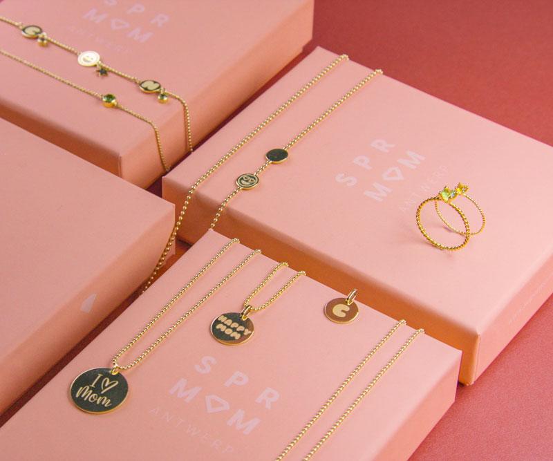 Gepersonaliseerde juwelen