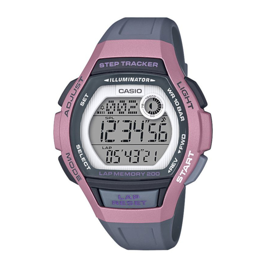CASIO - COLLECTION HORLOGE LWS-2000H-4AVEF