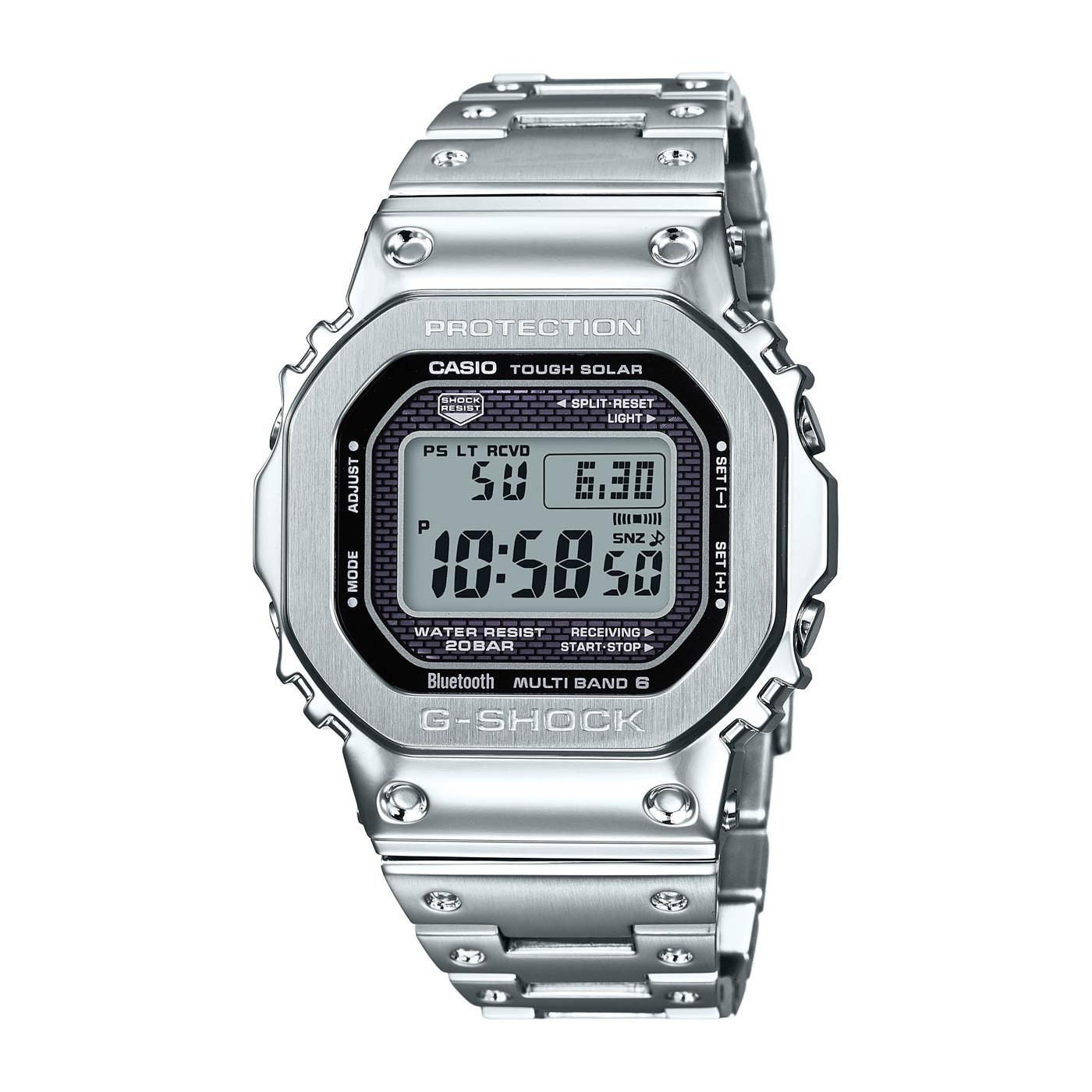 G-Shock - LIMITED EDITION FULL METAL CASE HORLOGE GMW-B5000D-1ER