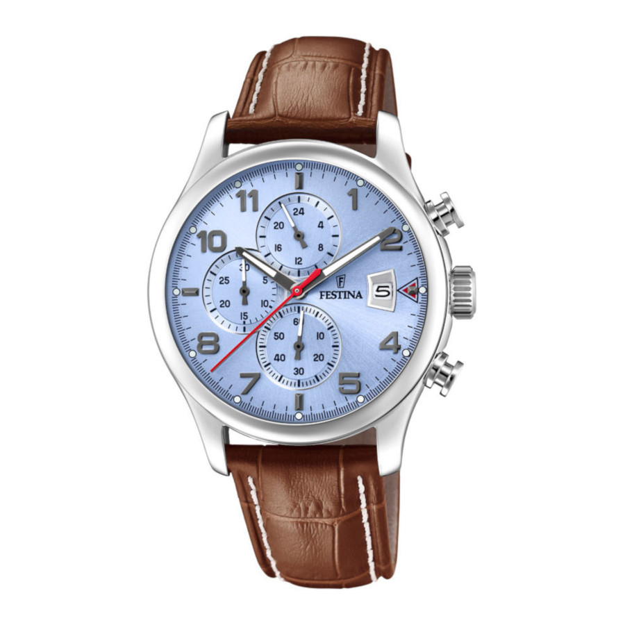 TIMELESS CHRONO HORLOGE F20375/5
