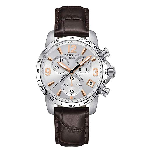 DS Podium Precidrive Chronograph Men's Watch C034.417.16.037.01