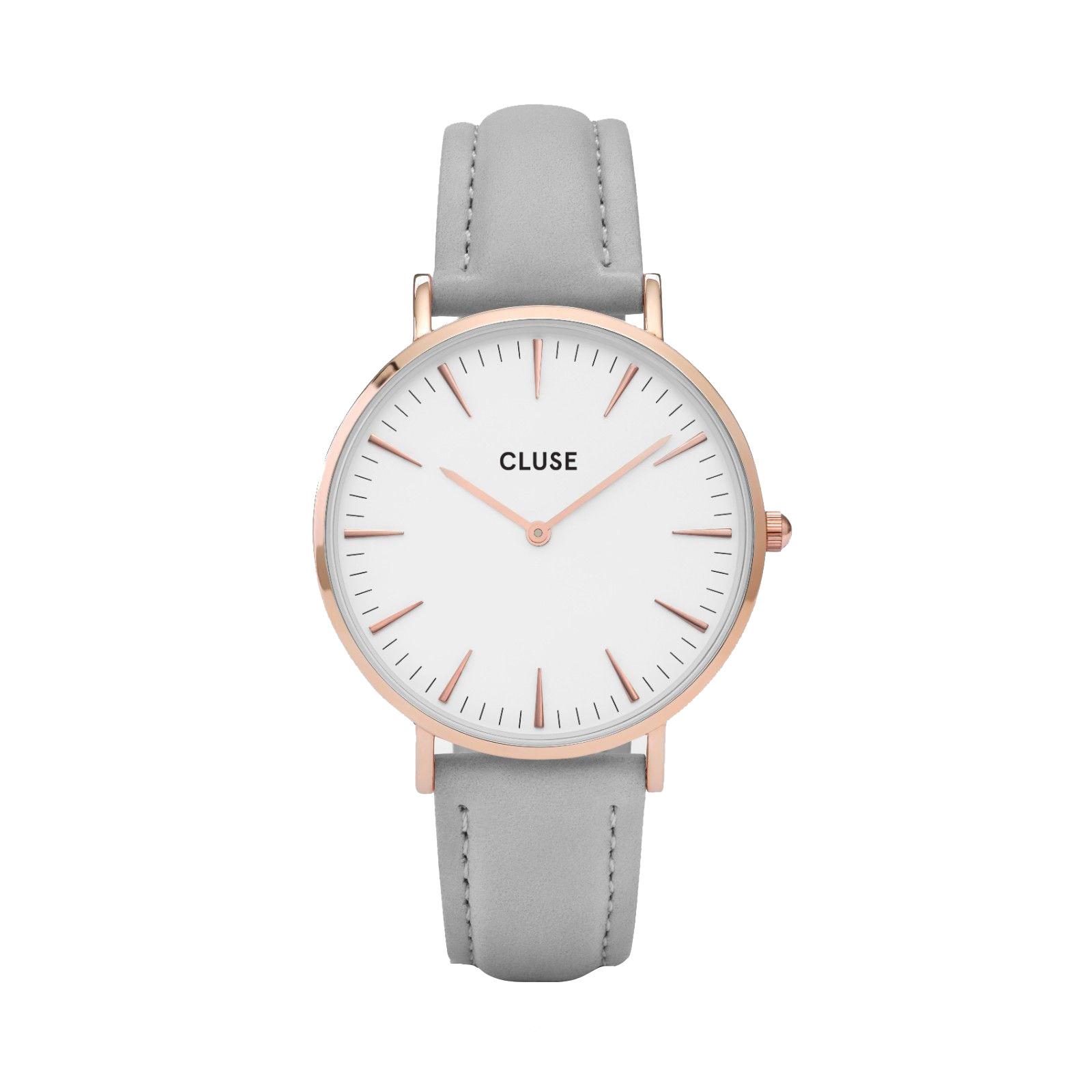 La Bohème Rose Gold White Grey CLA001