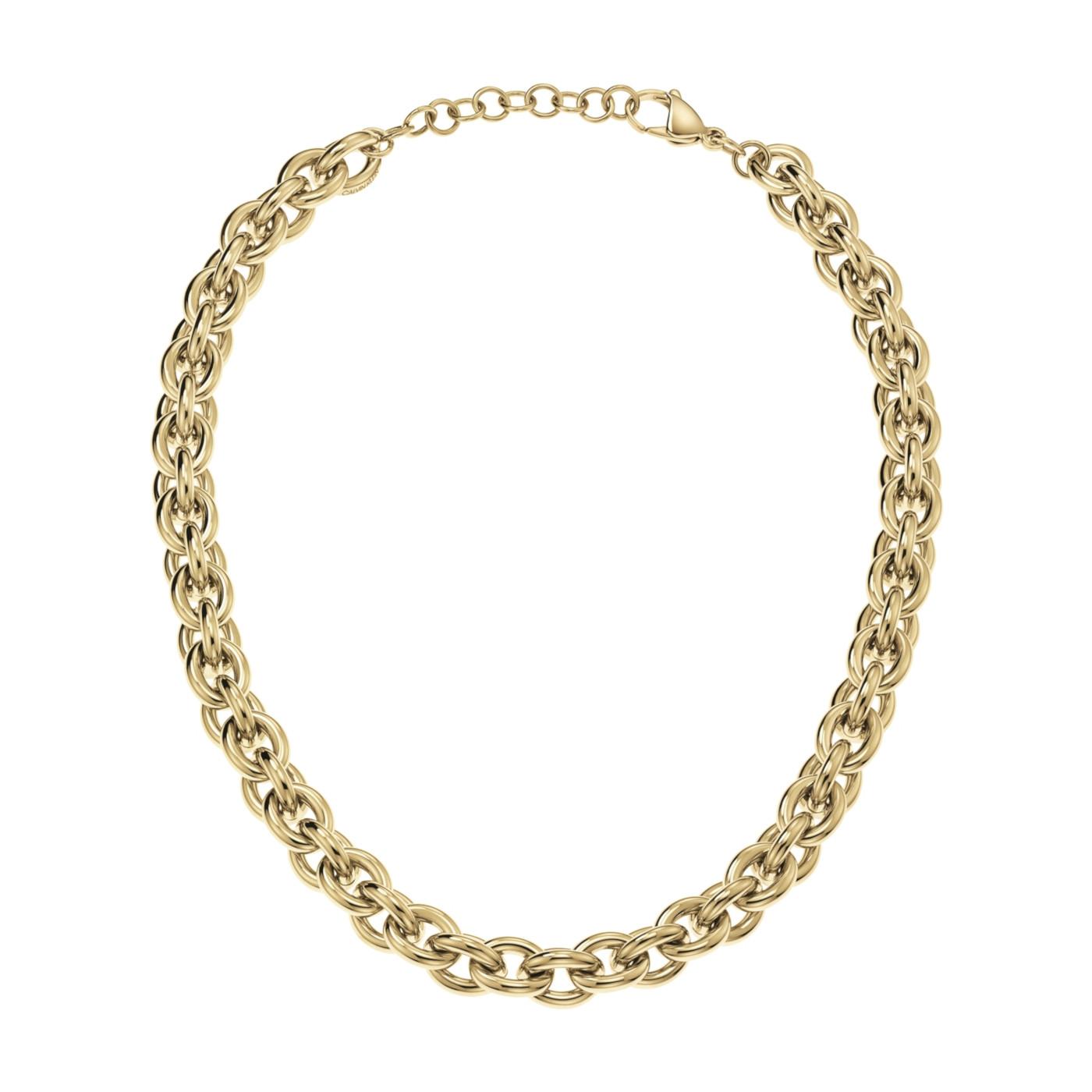 Calvin Klein Juwelen - STATEMENT KETTING KJALJN100200