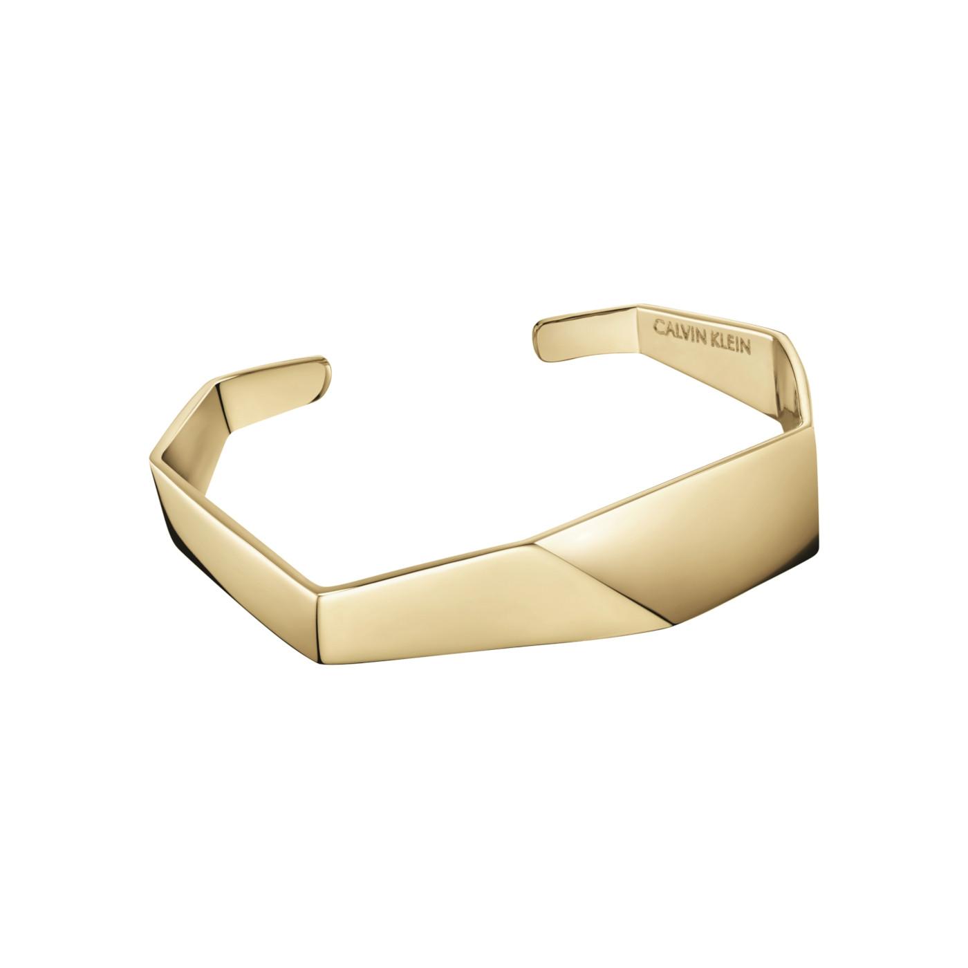 Calvin Klein Juwelen - ORIGAMI BANGLE KJATJF10010