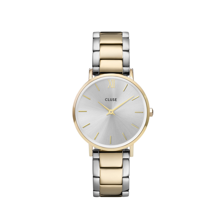 Cluse uurwerken - Minuit CW0101203028