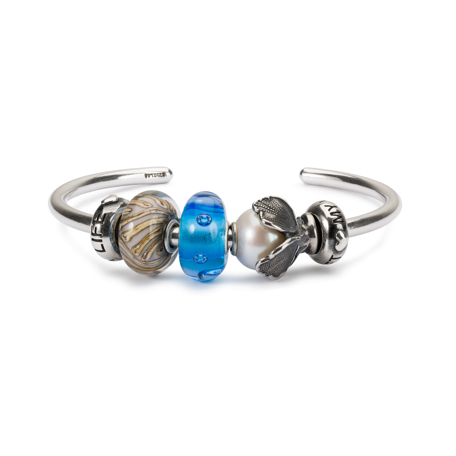Trollbeads - New Wisdom Bangle 1