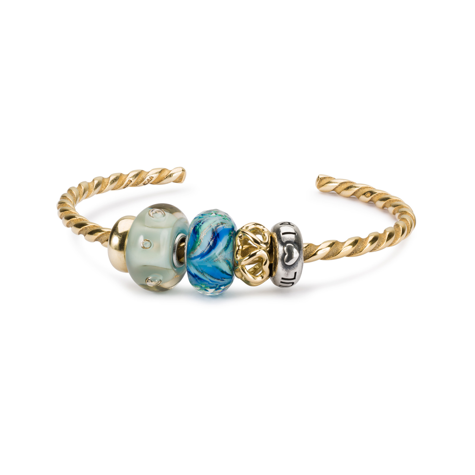 Trollbeads - New Wisdom Bangle 2