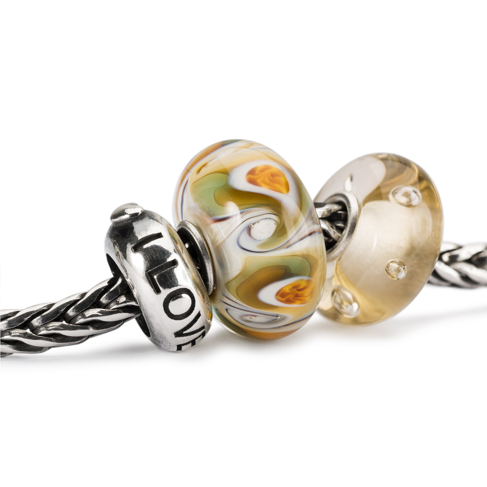 Trollbeads - New Wisdom Bracelet Close Up 2