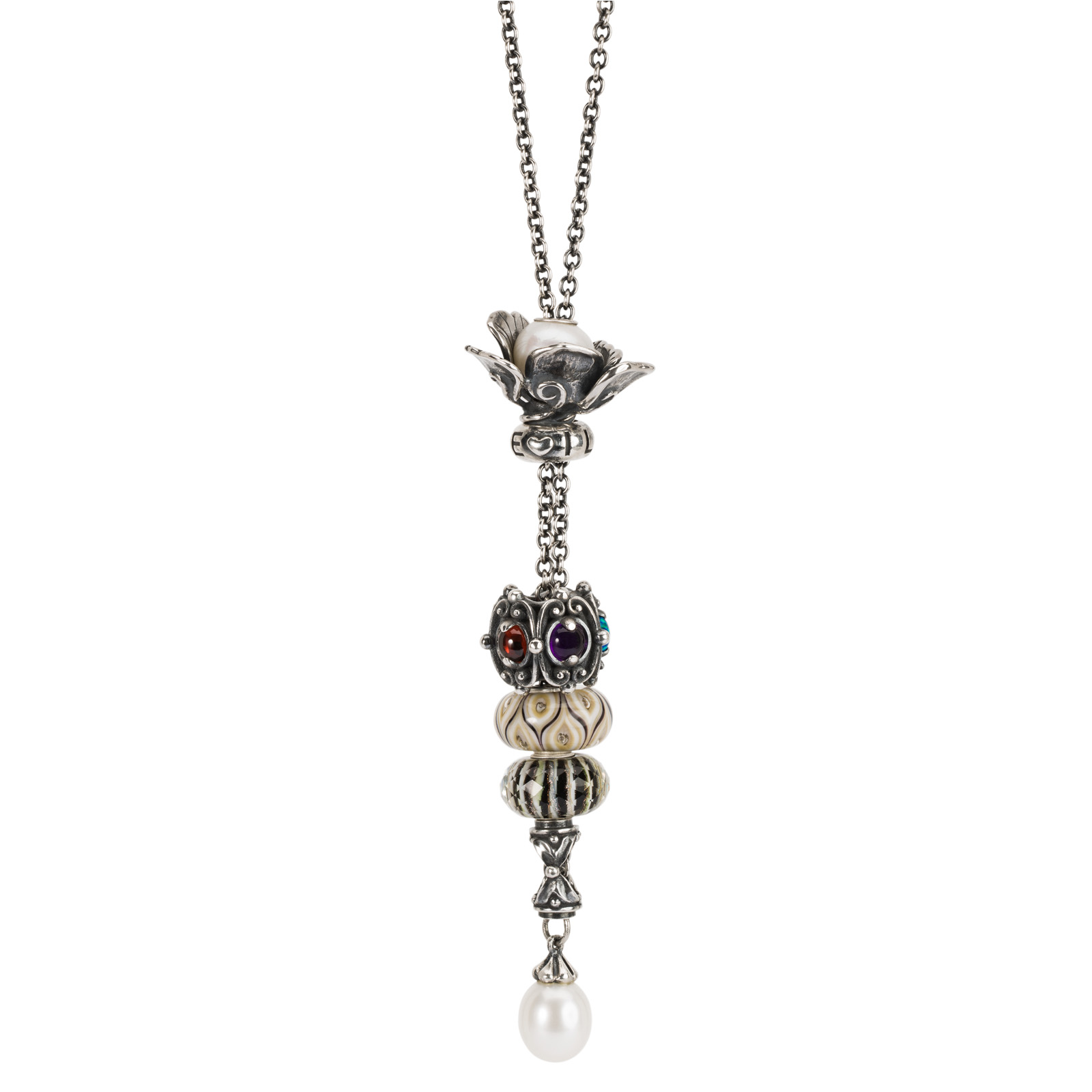 Trollbeads - New Wisdom Fantasy Necklace